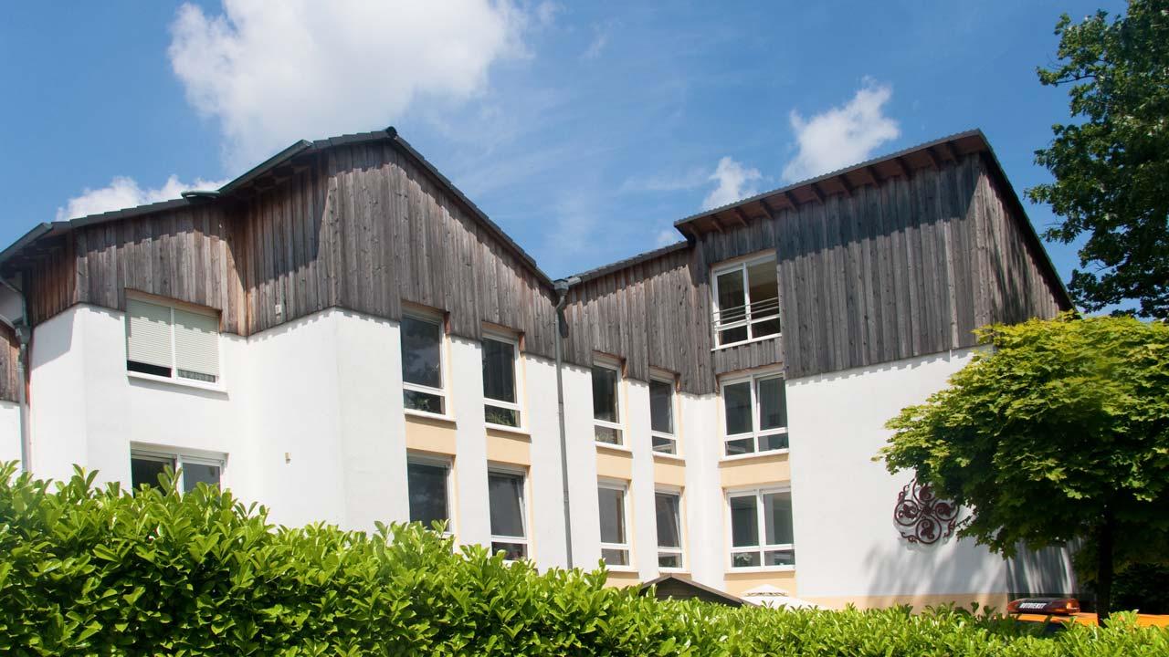 Wohnheim Höhenweg